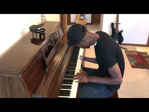 "X Ambassadors ""Unsteady"" Jerome Jackson Piano Cover"