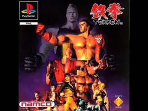 Tekken 1 Soundtrack - King George Island, Antarctica