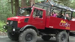 Rainforest Canopy & Zipline Expedition, Ketchikan
