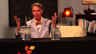 Bill Nye the Science Guy Demonstrates the Stirling Engine