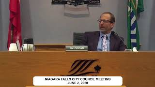 June 2, 2020 City Council Meeting
