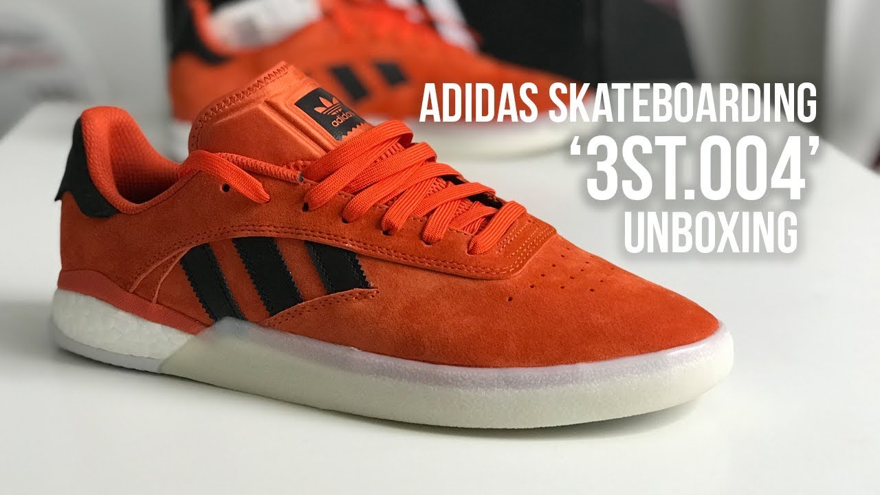 Adidas 3ST.004 Sneaker Unboxing 3 STRIPES DOES GOOD!?!