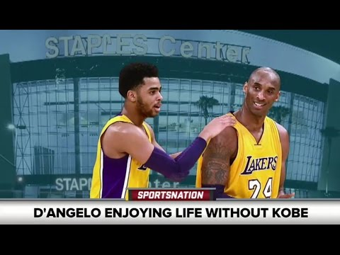 SportsNation - Russell Westbrook, Kobe Bryant, Anthony Davis & D'Angelo Russell