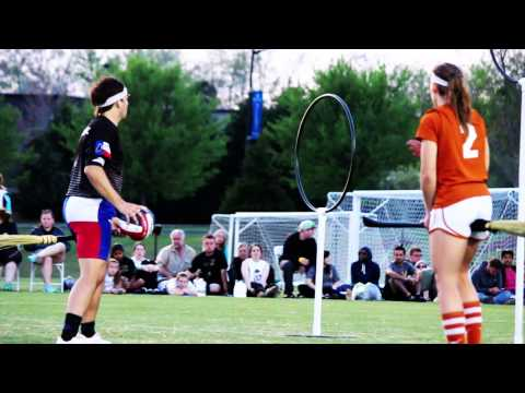 US Quidditch World Cup 8 Finals Highlight Reel