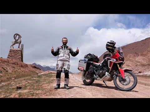 Honda Africa Twin - True Adventure In Tajikistan (Go Pamir II)