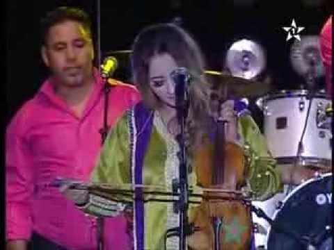 Daoudia festival oujda داودية بمهرجان الراي بوجدة