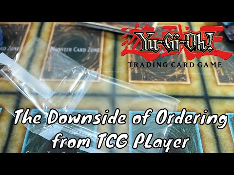 TCG Mail Call - The Downside Of Ordering From TCG Player