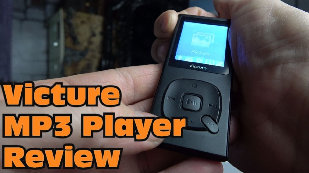 f6866a7e4b4295 Victure MP3 Player review - YouTube