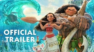 Moana Official Trailer Dublado 2016 PT BR