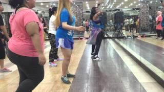 Limbo - Daddy Yankee Zumba at Awesome Gym Kalimalang Jakarta Mp3