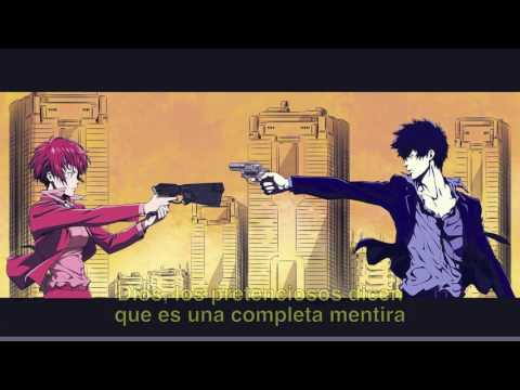 Psycho Pass - All Alone with You de Egoist - Subtitulos en español