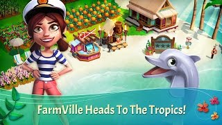 FarmVille Tropic escape Como Conseguir gemas ilimitadas sem root!!!