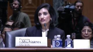 """Verma: I Am Committed To """"Affordable, Quality, Accessible Healthcare"""""""