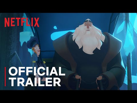 "Mel Taylor - Netflix's First Original Animated Film Is ""Klaus"""
