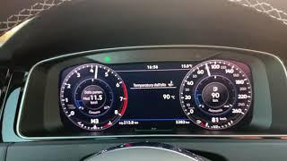 Golf Sport R-Line 1.5 TSI 150 cv Speedtest Italia