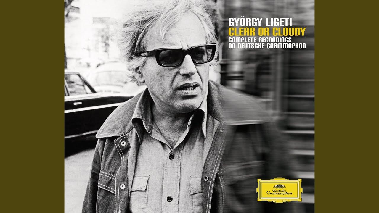 György Ligeti - Alfons & Aloys Kontarsky Drei Stücke Für Zwei Klaviere • Perspektiven • Monologe