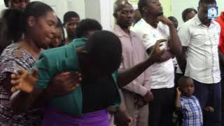 SHOCKING!!! Healing prayer for a partially deaf woman