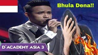 DA Asia 3 : FILDAN DA4, Indonesia - BHULA DENA (Konser Grand Final) | INDIAN REACTION & REVIEW