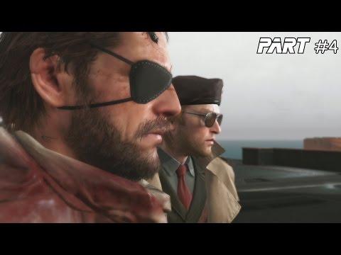 MGS V: фултоная боль (MGS 5: The Phantom Pain parody) rus