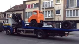 Ford Thames Trader project VTI/Colruyt