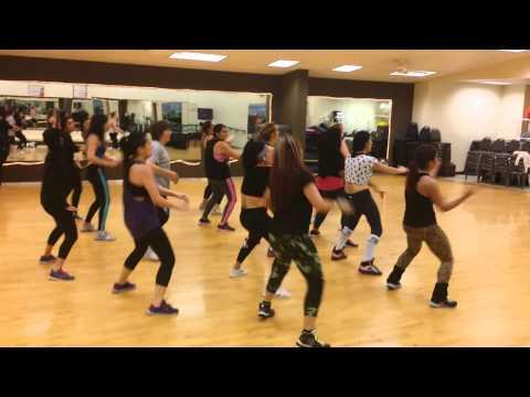 Zumba (Dance Fitness) - Da Wop by Lil Chuckee