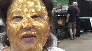 США 4209: Home and Garden Show - 4 - Светлана одевает и снимает маску