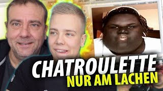 LAUGH, LAUGH & LAUGH 😂 Chatroulette with Dad!