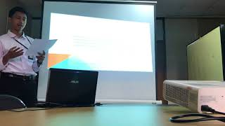 Presentation about office administration