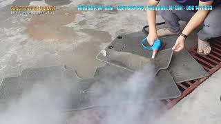 optima steam cleaner