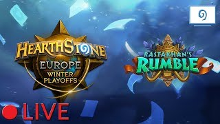 HCT Winter Playoffs Europe Season 3 | Day 1 Swiss Stage Full VOD