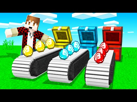 How To Auto Sort Items In Minecraft 2020! *NEW*