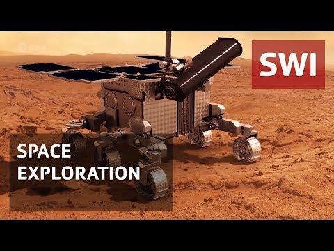 Swiss camera set to capture life on Mars