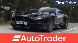 Aston Martin DB11 2018 first drive review