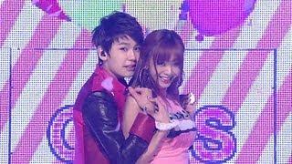 G.NA(feat. BTOB Jung Il-hoon) - Oops!, 지나(feat. BTOB 정일훈) - 웁스, Show champion 20130410