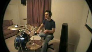 The Airborne Toxic Event - Sometime Around Midnight Drum Cover