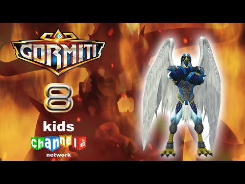 Gormiti - Episode 8 - Animated Series | Kids Channel Network