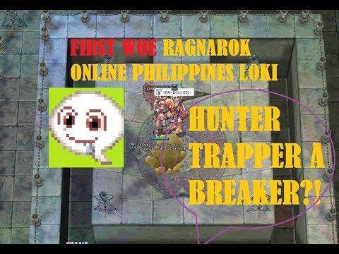 First WOE Ragnarok Online PH 08-30-17 -AWAKEN Guild