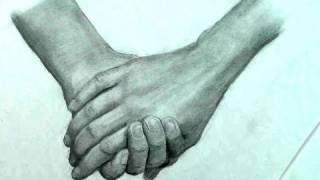 How to Draw the Hand- A Couple Holding Hands