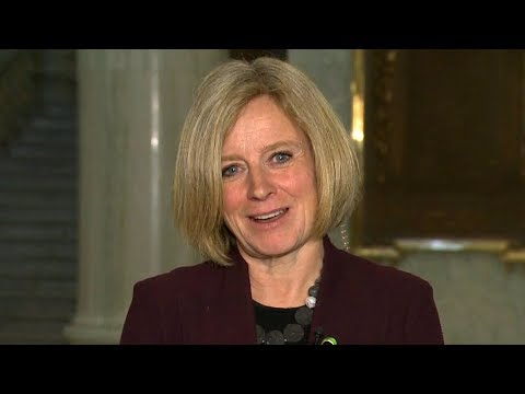 Premier Notley wants federal action to push pipeline project forward