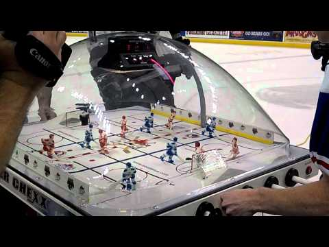 2012 LABATT/AHL BUBBLE HOCKEY TOURNAMENT FINALS