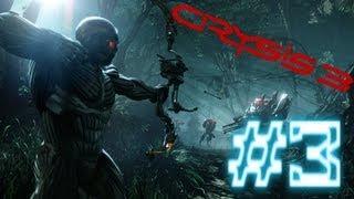 Crysis 3 #3 Tylko ja wiem, co tu się dzieje FULL HD GAMEPLAY/TEST/RECENZJA/TUTORIAL