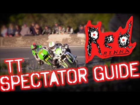 The RedRenna IOMTT Spectator Guide and Tour of the Course!