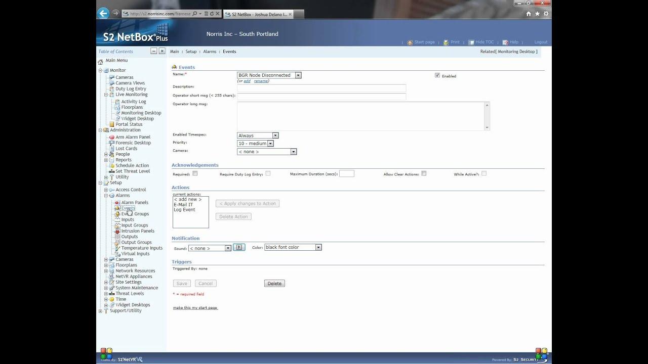 Norris Inc S2 Netbox VR Demo
