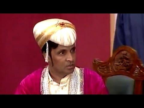 Umer Sharif And Sikandar Sanam - Akbar E Azam_clip6 - Pakistani Comedy Stage Drama