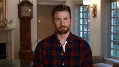 Chris Evans at The Concord Museum! - February 9, 2015
