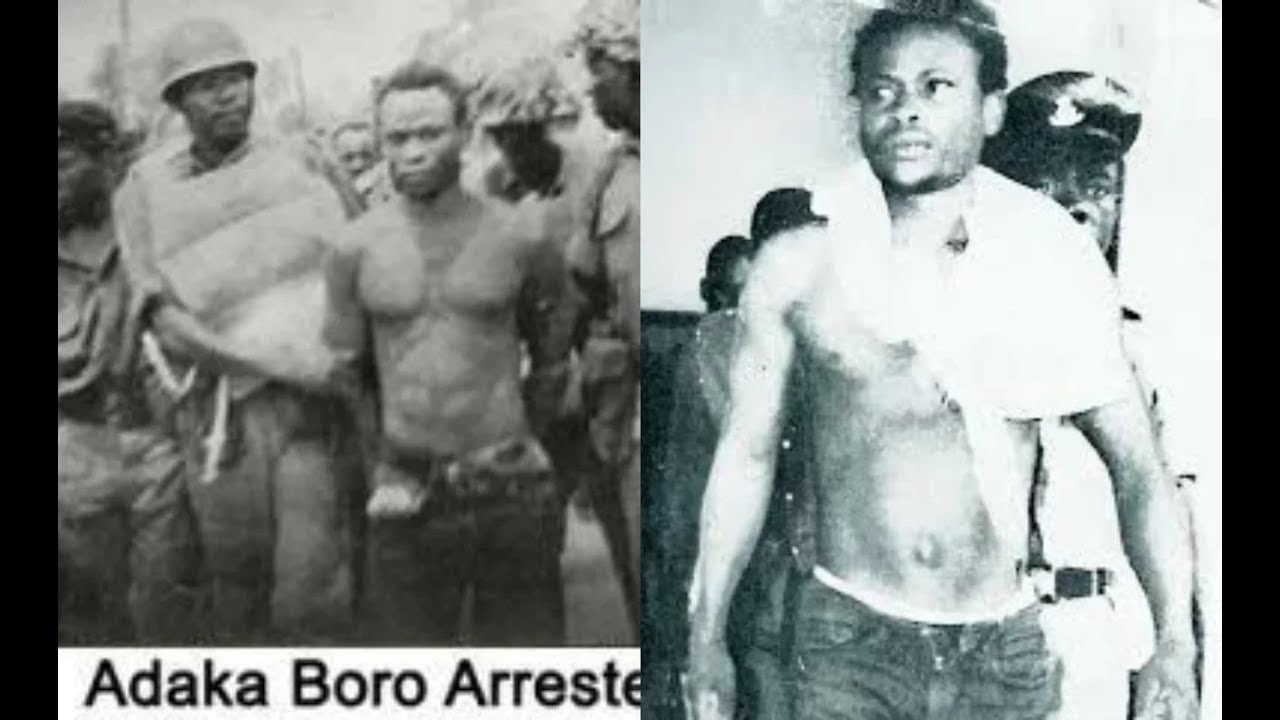 Download Remembering Isaac Adaka Boro who began the fight for the Niger Delta but was condemned by Aguiyi Iro