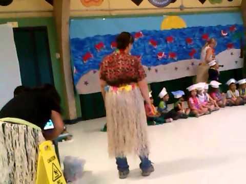 Emelys preschool graduation