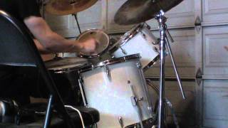 Failing Winds of Hopeless Greed - Arsis on drums