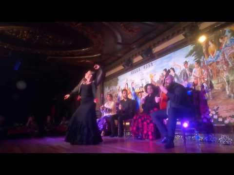 Segundo Premio VI Concurso de Baile Flamenco Villa Rosa 2017 : Irene Rueda