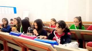 2018-Özel Birey Koleji-Ortaokul - Don't worry Be Happy Cover